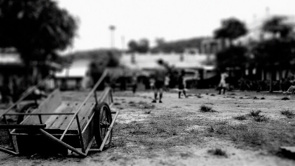 push cart by ben77newman