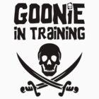 Goonie in Training by CosmikMonkey