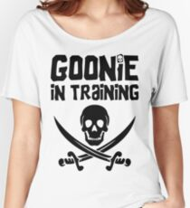 Goonie in Training Women's Relaxed Fit T-Shirt