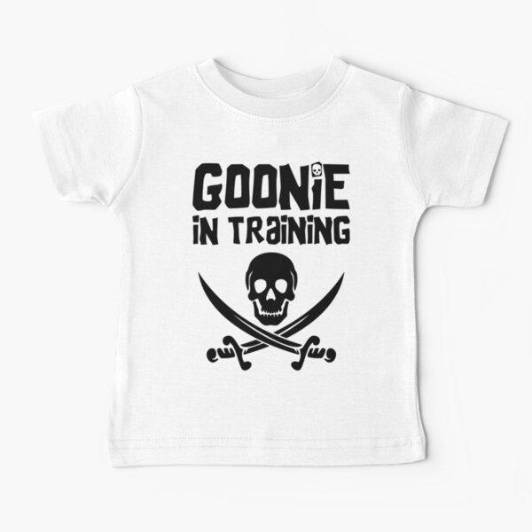 Goonie en entrenamiento Camiseta para bebés