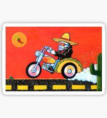 El Taco Vato Sticker