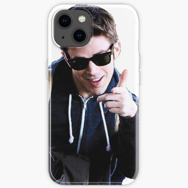 Grant Gustin iPhone Soft Case