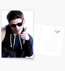 Grant Gustin Postcards