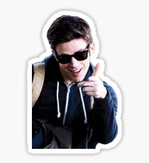 Grant Gustin Sticker