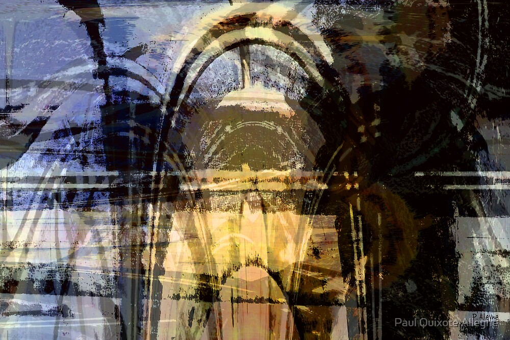 CATHEDRAL by Paul Quixote Alleyne