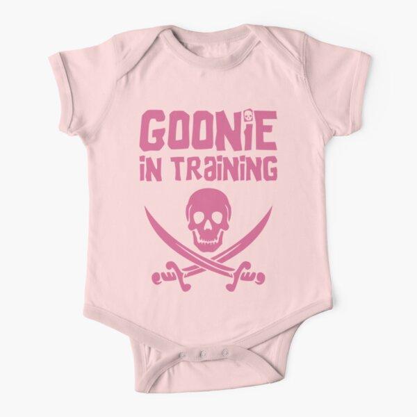 Goonie in Training - The Goonies Short Sleeve Baby One-Piece