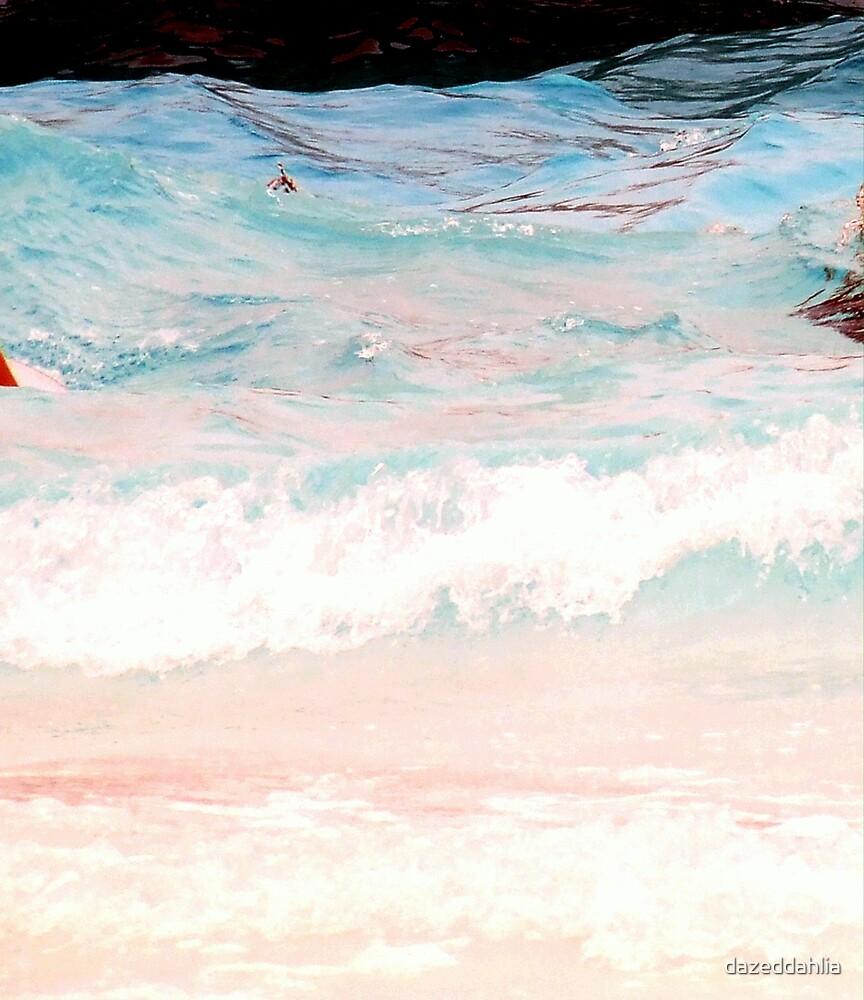 Pastel Waves by dazeddahlia