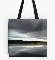 Sunset at Inch Island, Donegal, Ireland Tote Bag