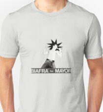 Biafra for Mayor Unisex T-Shirt