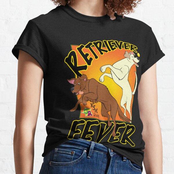 Retriever Fever Classic T-Shirt