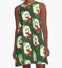 King Boo A-Line Dress