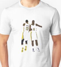 Paul George And Lance Stephenson  Unisex T-Shirt