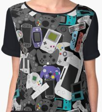 GAMER CONTROLLER Chiffon Top
