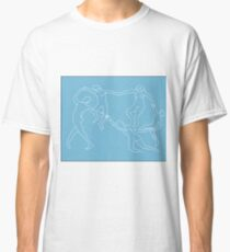 Matisse's Dance Outline Classic T-Shirt
