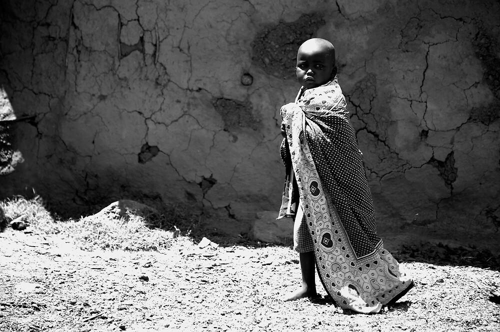 Masai Child by PhilD