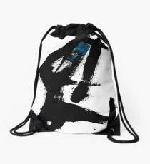 abstrait8 Drawstring Bag