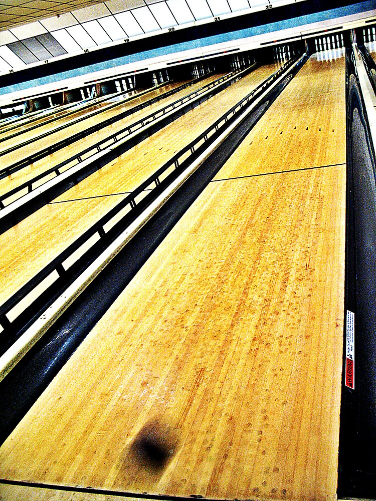 Bowling by Tommy Seibold