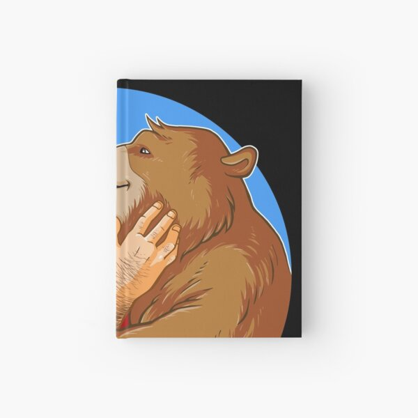 BEAR KISS - COLOURED Hardcover Journal