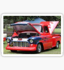 1957 Chevy Pickup - Classic Cruiser Sticker