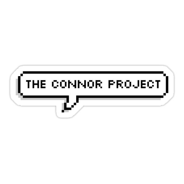 Quot The Connor Project Dear Evan Hansen Speech Bubble