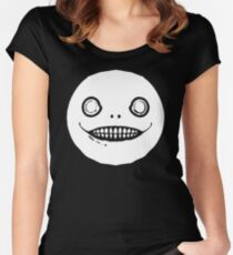 Emil - Weapon-nier automata shirt Women's Fitted Scoop T-Shirt