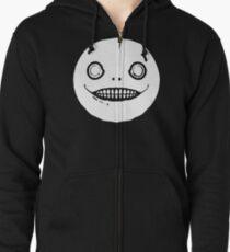 Emil - Weapon-nier automata shirt Zipped Hoodie