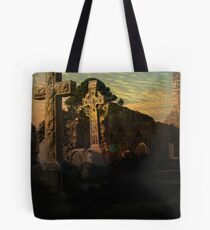 Dawn On The Hill Of Slaine Tote Bag
