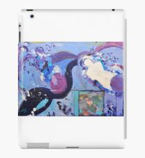 The Mobile Muses iPad Case/Skin