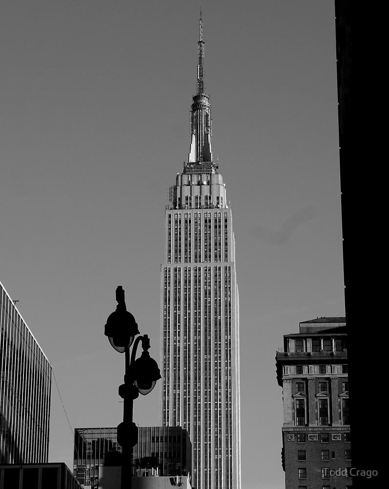 Empire State Building by Todd Crago