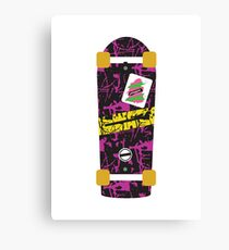 BTTF Marty's Board Canvas Print