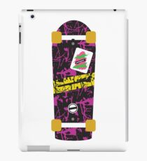 BTTF Marty's Board iPad Case/Skin