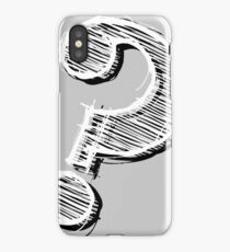Mystery iPhone Case