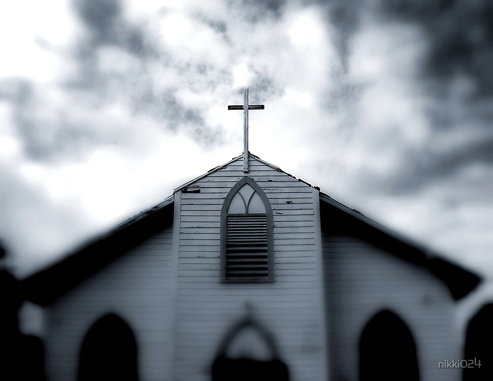 THE OLD CHURCH by nikki024