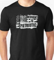 Dissent is Patriotic T-Shirt