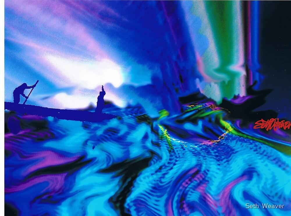 Follow the Light by Seth  Weaver