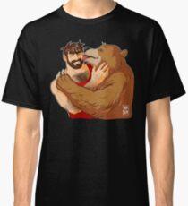 BEAR KISS - NO BACKGROUND Classic T-Shirt