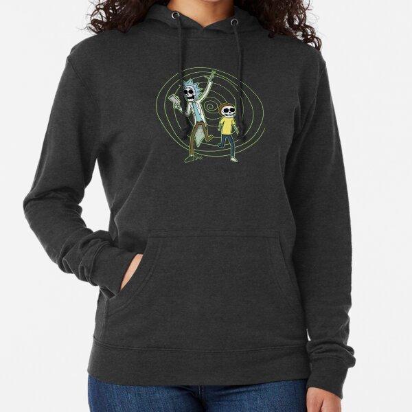 Skeleton Portal Lightweight Hoodie