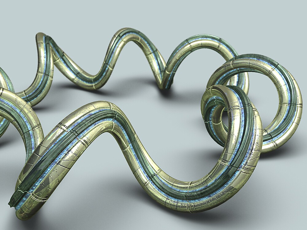 Twisty Metal by geoffeep