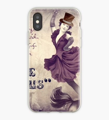 Off to Join the Circus iPhone Case