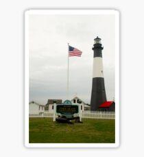 Tybee Island Lighthouse Station Sticker