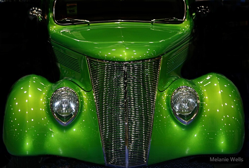 Green With Envy by Melanie Wells
