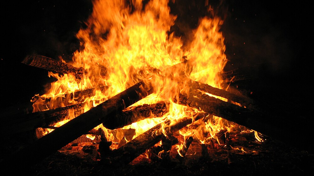Fire by ANibbe