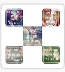 OQ Quotes Sticker