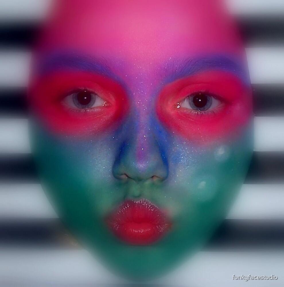 Portrait of a fishface  by funkyfacestudio