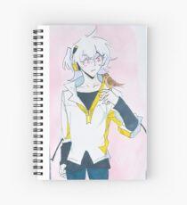 Konoha  Spiral Notebook