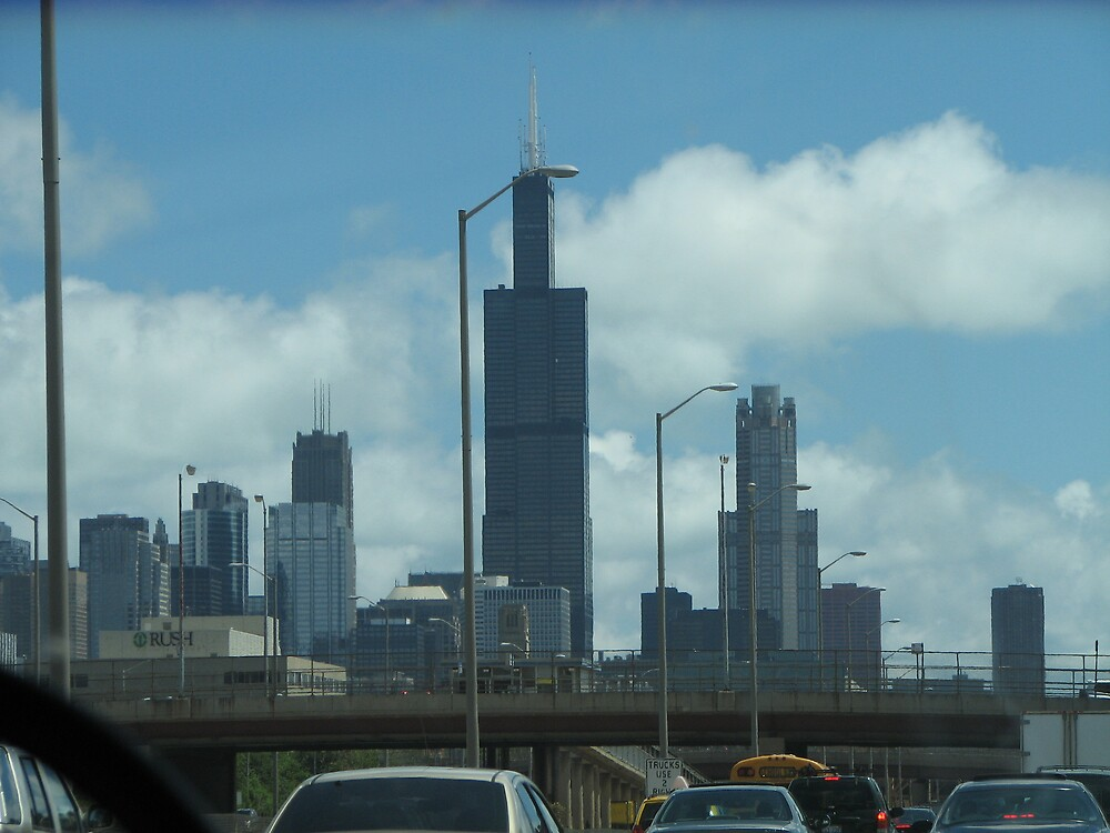 Sears tower by ANibbe