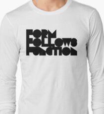 F F F Long Sleeve T-Shirt