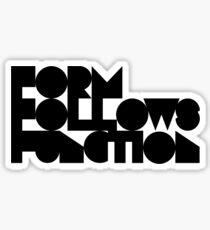 F F F Sticker
