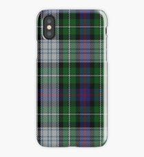 MacKenzie Dress Clan/Fabric Tartan  iPhone Case/Skin