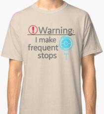 I Make Frequent Stops - Pokemon Go Classic T-Shirt